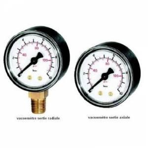 Vacuomètre